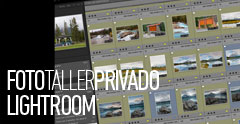 FotoTalleres Privados Lightroom